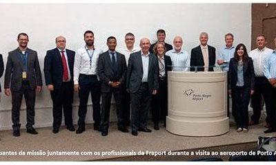 A Keller Tecnogeo participa da comitiva no evento Missão Aeroportuária para o Brasil e Argentina